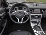 Photos of Mercedes-Benz SLK 350 AMG Sports Package US-spec (R172) 2011