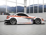 Photos of Carlsson Mercedes-Benz SLK 340 Race Car (R172) 2013
