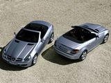 Pictures of Mercedes-Benz SLK-Klasse