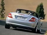 Pictures of Mercedes-Benz SLK 350 (R171) 2004–07