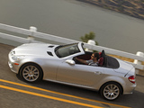 Pictures of Mercedes-Benz SLK 350 US-spec (R171) 2004–07