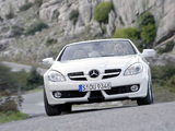 Pictures of Mercedes-Benz SLK 350 (R171) 2008–11