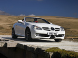 Pictures of Mercedes-Benz SLK 280 UK-spec (R171) 2008–11