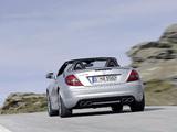 Pictures of Mercedes-Benz SLK 55 AMG (R171) 2008–11