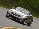 Pictures of Mercedes-Benz SLK 350 US-spec (R171) 2008–11