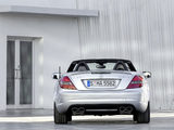 Pictures of Mercedes-Benz SLK 55 AMG (R171) 2008–11