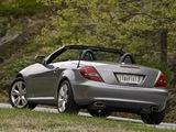 Pictures of Mercedes-Benz SLK 350 US-spec (R171) 2008–11