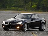 Pictures of Mercedes-Benz SLK 300 US-spec (R171) 2009–11