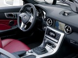 Pictures of Mercedes-Benz SLK 250 CDI AMG Sports Package (R172) 2011