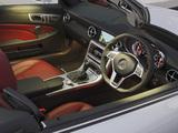 Pictures of Mercedes-Benz SLK 55 AMG AU-spec (R172) 2012