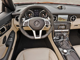 Pictures of Mercedes-Benz SLK 55 AMG US-spec (R172) 2012