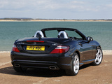 Pictures of Mercedes-Benz SLK 250 CDI AMG Sports Package UK-spec (R172) 2012