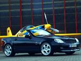 Brabus Mercedes-Benz SLK-Klasse (R170) 1996–2000 wallpapers