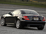 Mercedes-Benz SLK 300 US-spec (R171) 2009–11 wallpapers