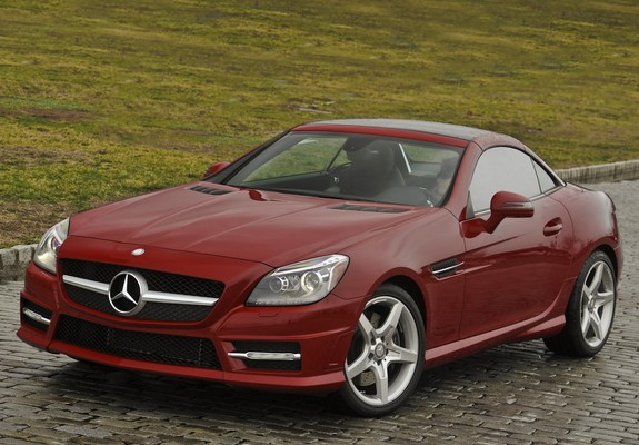 mercedes benz slk 350 amg sports package us spec r172. Black Bedroom Furniture Sets. Home Design Ideas
