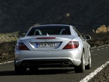 Mercedes-Benz SLK 250 AMG Sports Package (R172) 2011 wallpapers