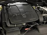 Mercedes-Benz SLK 350 AMG Sports Package AU-spec (R172) 2012 wallpapers