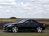 Mercedes-Benz SLK 250 CDI AMG Sports Package UK-spec (R172) 2012 wallpapers