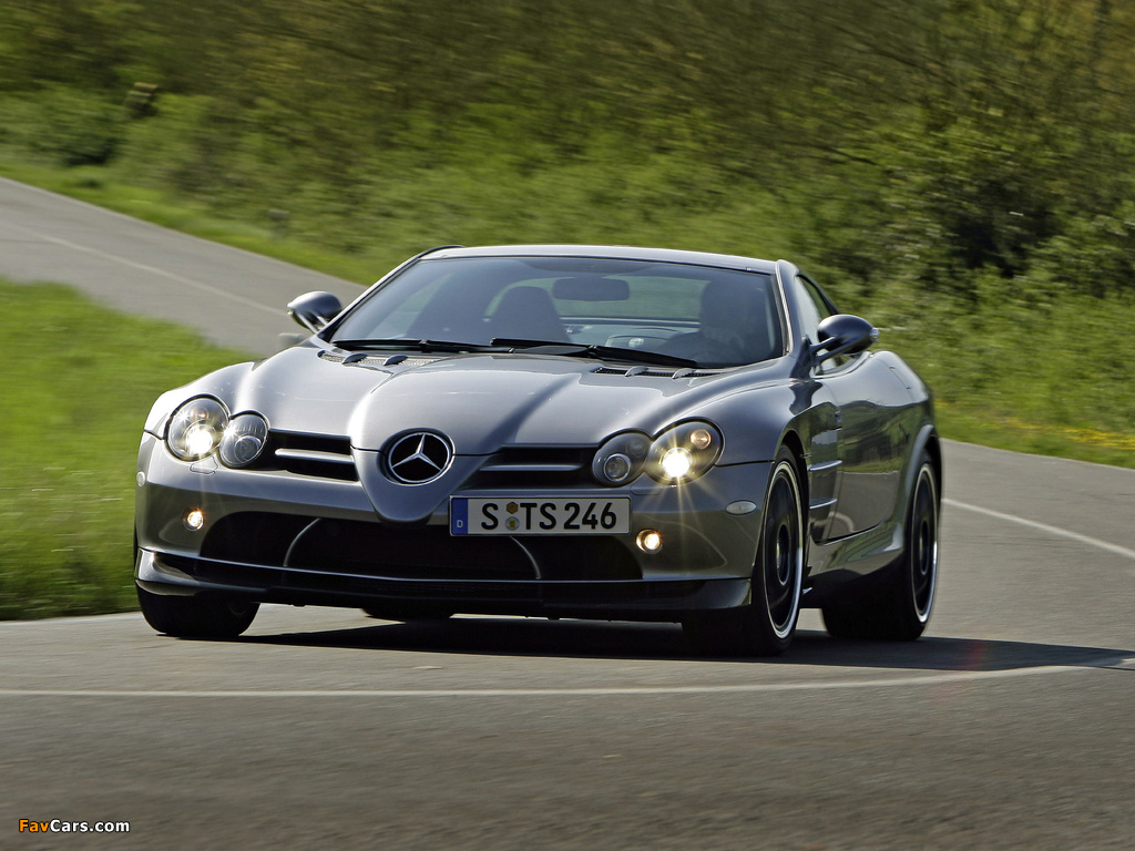 Images Of Mercedes Benz Slr Mclaren 722 Edition C199