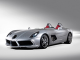 Images of Mercedes-Benz SLR McLaren Stirling Moss (Z199) 2009