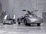 Images of Mercedes-Benz SLR