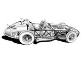 Mercedes-Benz 300SLR (W196R) 1954–55 images