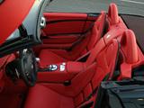 Brabus Mercedes-Benz SLR McLaren Roadster (R199) 2008 wallpapers