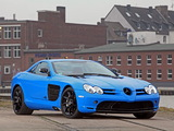 Mercedes-Benz SLR McLaren by CUT48 and Edo Competition (C199) 2013 photos