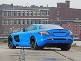 Mercedes-Benz SLR McLaren by CUT48 and Edo Competition (C199) 2013 wallpapers