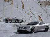 Mercedes-Benz SLR images