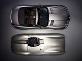 Mercedes-Benz SLR photos
