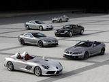 Mercedes-Benz SLR pictures
