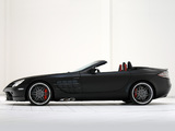 Photos of Brabus Mercedes-Benz SLR McLaren Roadster (R199) 2008