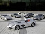 Photos of Mercedes-Benz SLR