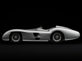 Pictures of Mercedes-Benz 300SLR Streamliner (W196R) 1954–55