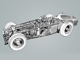 Pictures of Mercedes-Benz 300SLR (W196R) 1954–55