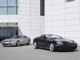 Mercedes-Benz SLR wallpapers