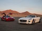 Images of Mercedes-Benz SLS