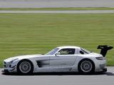 Images of Mercedes-Benz SLS 63 AMG GT3 (C197) 2010