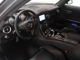 Images of Brabus Mercedes-Benz SLS 63 AMG (C197) 2010