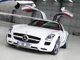 Images of Mercedes-Benz SLS 63 AMG AU-spec (C197) 2010