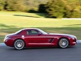Images of Mercedes-Benz SLS 63 AMG (C197) 2010
