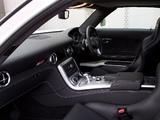 Images of Mercedes-Benz SLS 63 AMG UK-spec (C197) 2010