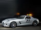 Images of Mercedes-Benz SLS 63 AMG F1 Safety Car (C197) 2010–12