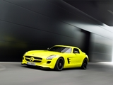 Images of Mercedes-Benz SLS 63 AMG E-Cell Prototype (C197) 2010