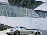 Images of Mercedes-Benz SLS 63 AMG (C197) 2010–14