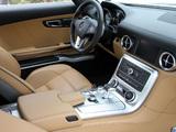 Images of Mercedes-Benz SLS 63 AMG US-spec (C197) 2010