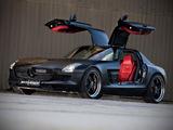 Images of Kicherer SLS 63 Supersport Black Edition (C197) 2010