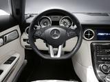 Images of Mercedes-Benz SLS 63 AMG Roadster (R197) 2011