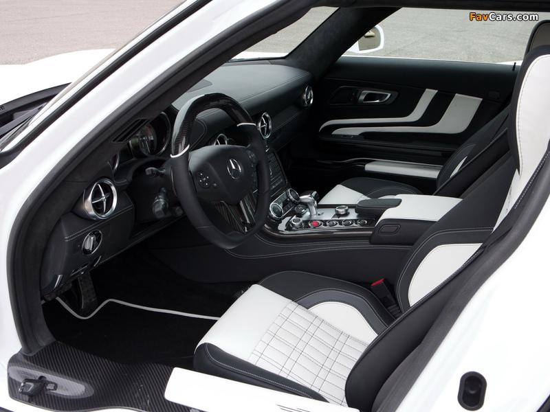 Images of FAB Design Mercedes-Benz SLS 63 AMG (C197) 2011 (800 x 600)